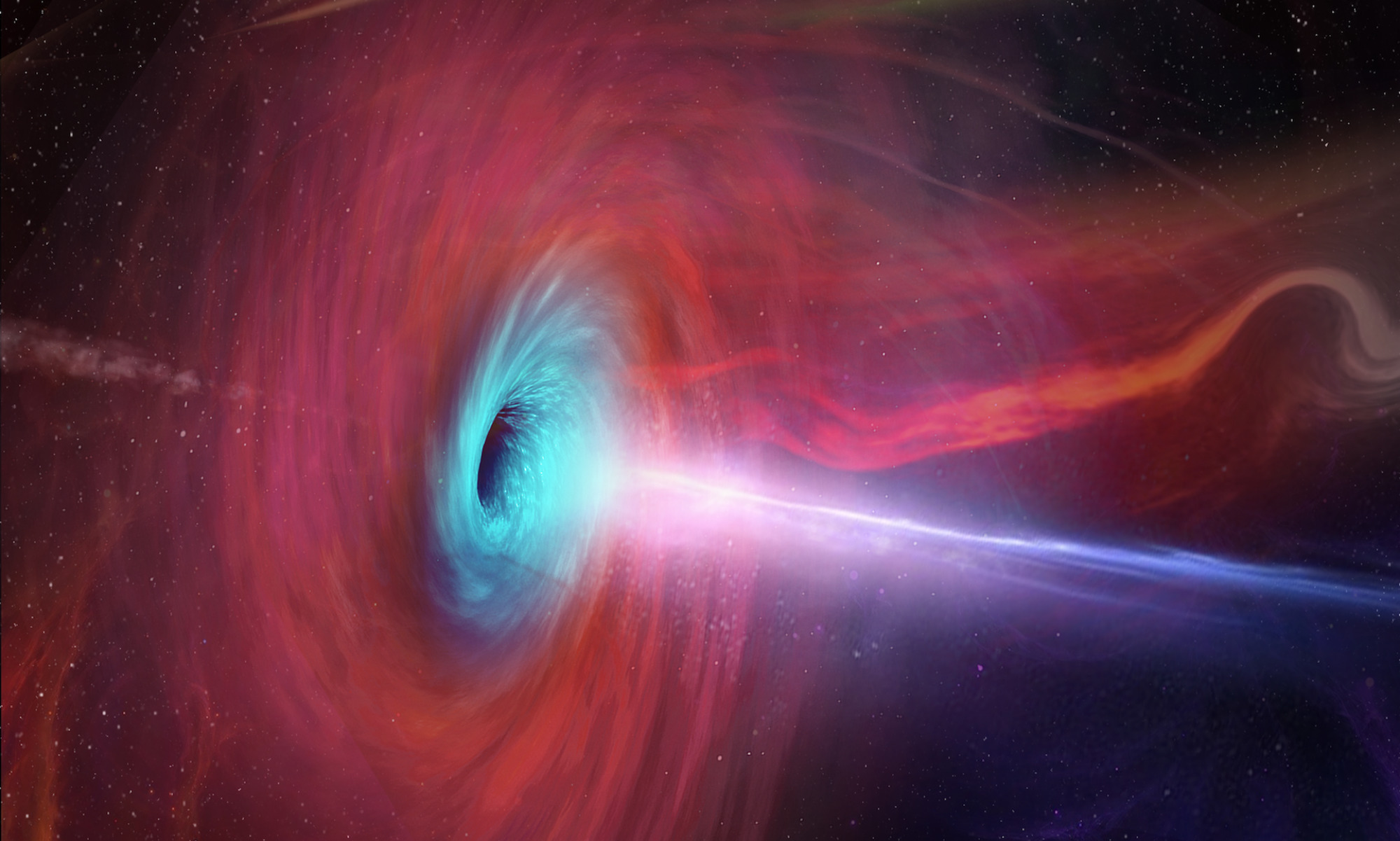 black hole picture - HD 2000×1201